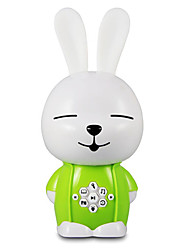Alilo A2 Cute Rabbit Style Children'S English Song & Story Player Machine