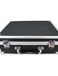 Dragonhawk® Big Black Carry Case for Tattoo Supply