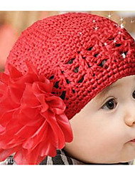 Girls Hats & Caps,Winter Cotton Blends