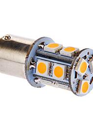 BAY15D / 1157 3w 13x5050smd 117lm 3000-3500K lumière blanche chaude Ampoule LED pour la voiture (12v dc)