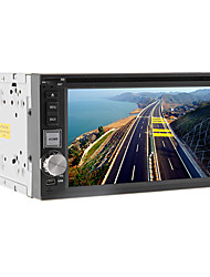 Android 4.1 6.2 Zoll In-Dash Car DVD-Player Multi-Touch-kapazitiven mit 3G, WIFI, GPS, RDS, IPOD, BT, Touch-Screen