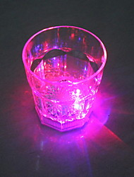 LED Flashing Whisky Tumbler