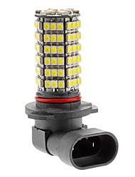 HB3 9005 6W 120x3528SMD 300-360LM 6000-6500K Cool White Light Fog Day Xenon DRL Bulb (12V)