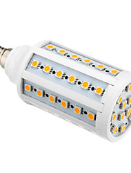 E14 10 W 60 SMD 5050 850-890 LM Warm White Corn Bulbs AC 220-240 V