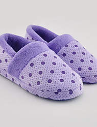 Casul Dots Donna Mocassino Pantofola-2 Colori disponibili