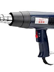 Vezes Fest BST-8016 3A Handheld arma 1600W pistola de ar ajustável de ar quente quente