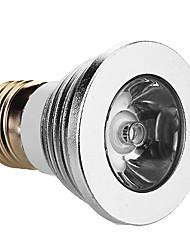 Luces Dirigidas (RGB , A control Remoto) - E26/E27 3 W