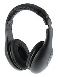 MH2001 Wireless HiFi-Kopfhörer der Unterstützungs FM, MP3, CD, TV