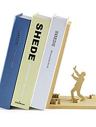 "9 ""Modern Style Creative Serre-livres"