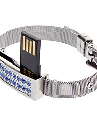 Beau bracelet de diamant Flash Drive 32G