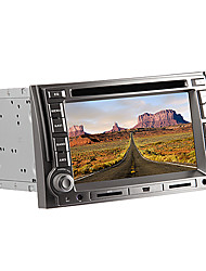7 Inch 2 Din Car DVD Player For HYUNDAI VERNA/SOLARIS/ACCENT 2010-2012 with 3G,GPS,BT,RDS,IPOD
