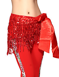 Dancewear Satin Belly Dance Belt For Ladies(More Colors)