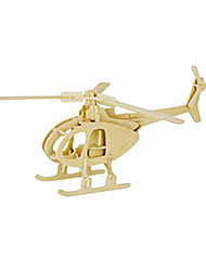 High Class 3D Helicopter Shape Puzzles