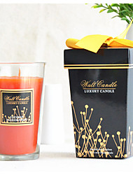 "5""H Luxury Scented Votive Jar Candle With Gift Box"
