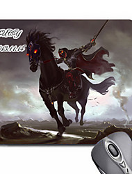 Galope personalizada Steed Mouse Pad