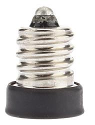 E12 к E10 светодиодные лампы оправы Адаптер света