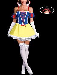 Disfraz de Halloween con Encanto Blancanieves Mujeres