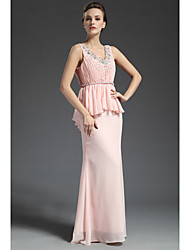 Women's Dresses , Chiffon Casual/Party Lady Antebellum