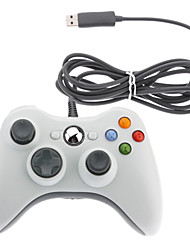 Wired USB Game Pad Controller für Microsoft Xbox 360 & Slim PC Windows