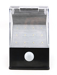 Solar Power 12 LED Motion Sensor PIR Wall Mount Tuinpad Yard Deur licht lamp (cis-57261)