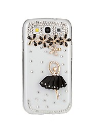 WWX Женская балета Лаки Стекло Дело сотовый телефон для Samsung9300 WWX0089