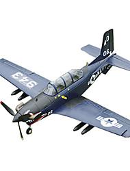 Top Hobby RC T-34 4CH OEB RC Airplane PNP (Bleu)