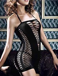 Women Chemises & Gowns Nightwear , Acrylic/Spandex