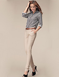 Naisten Casual Slim Fit Pants