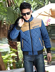 Men's Coats & Jackets , Polyester/PU Casual JLT