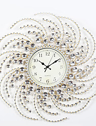 "14"" High Quality Modern Type Metal Fashion Wall Clock"