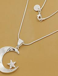 Silver Moon комплект ювелирных изделий