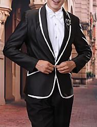 Men's Korean Style Business Suit/ Wedding Esmoquin