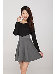 CIROS moda vestir de manga larga