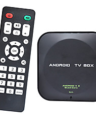 U25 Android 4.2 Quad Core TV BOX RK3188 (1,9 GHz, 8 Go de RAM, 1 Go de ROM, Bluetooth, WiFi)