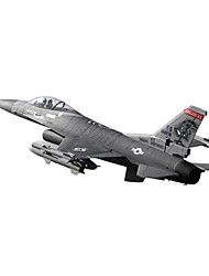 Lan Xiang F16 70mm EDF 8CH Fighter RC Airplane KIT (Grey)