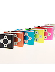 Lector de tarjetas y reproductor Mp3 TF / 6 Colores disponibles