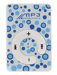 Lettore MP3 Lettore di schede Micro SD con clip