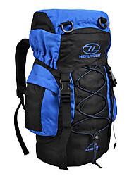 25L Azules Profesión que va de excursión Backpack