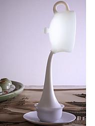 Работа в команде Белый чай Порт Настольная лампа