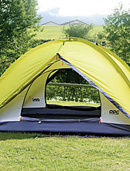 ODC Wile Lime Le Camping 2 Person Green Tent