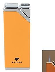 COHIBA H026A Super Fire winddicht butaan Jet Flame aansteker