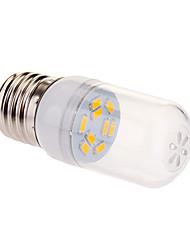 Lampadine globo 9 SMD 5630 E26/E27 4 W 290 LM 2500-3500 K Bianco caldo AC 220-240 V