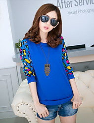 Women's Casual Shirts , Cotton Blend Casual YGR