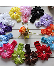 Girls Hair Accessories Clips & Claws , All Seasons Satin