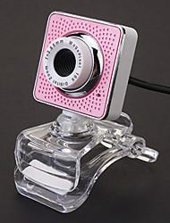 2.0 megapixel 180 graus de rotação de webcam sem drive USB