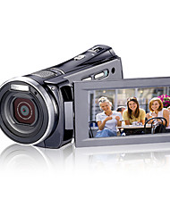 1280*720P 5.0MP HD DV Camcorder (Motion Detection, 12.0 MP Enhanced, 5 x Zoom Lens)