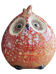 Creative Kids Owl Ceramic Money Box