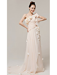 Women's Dresses , Chiffon/Satin Sexy/Cute/Party YHZ