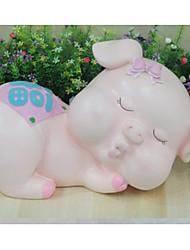 Cute Female Piggy Bank For House