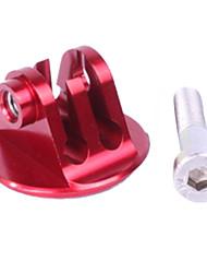 Bike Headset Mount for Gopro Hero3 - Red